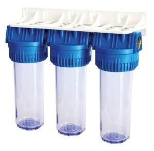 Филтърна система за вода FP3 Triplex