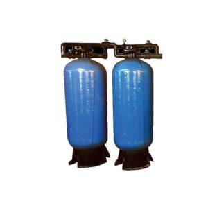 Двуколонни омекотители за вода EQUA DUPLEX